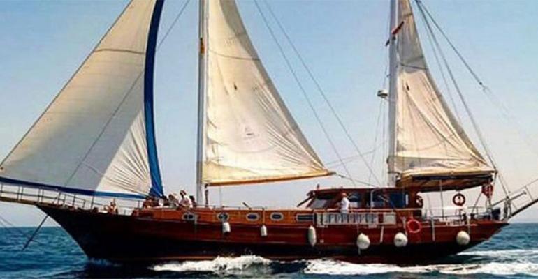 Le Letture di Babele prendono il largo a bordo del caicco Yasmin Sultan