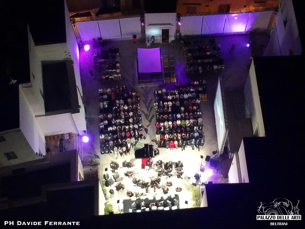Il Dixieland a Palazzo Beltrani a Trani