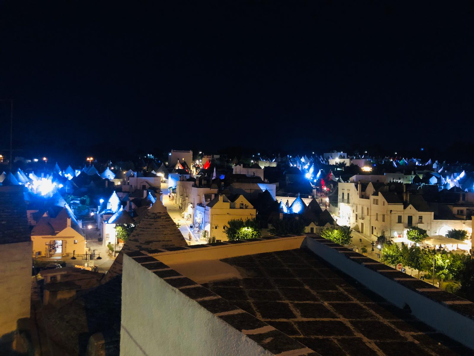 Tutto pronto ad Alberobello per il «Summer lights» 2020