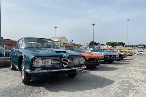 Concorso di Eleganza per Auto d'Epoca Targa Puglia-Aci Bari-Bat: vince una Chevrolet del 1954