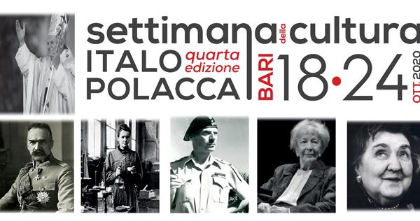 Al via a Bari la Settimana della Cultura Italo Polacca