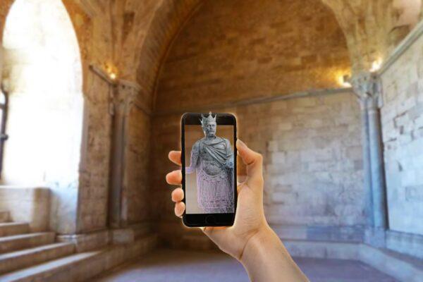 Il sito UNESCO di Castel del Monte diventa un HoloMuseum digitale