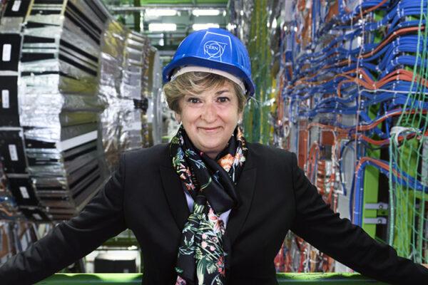 Lucia Silvestris, scienziata pugliese a capo di un team del CERN