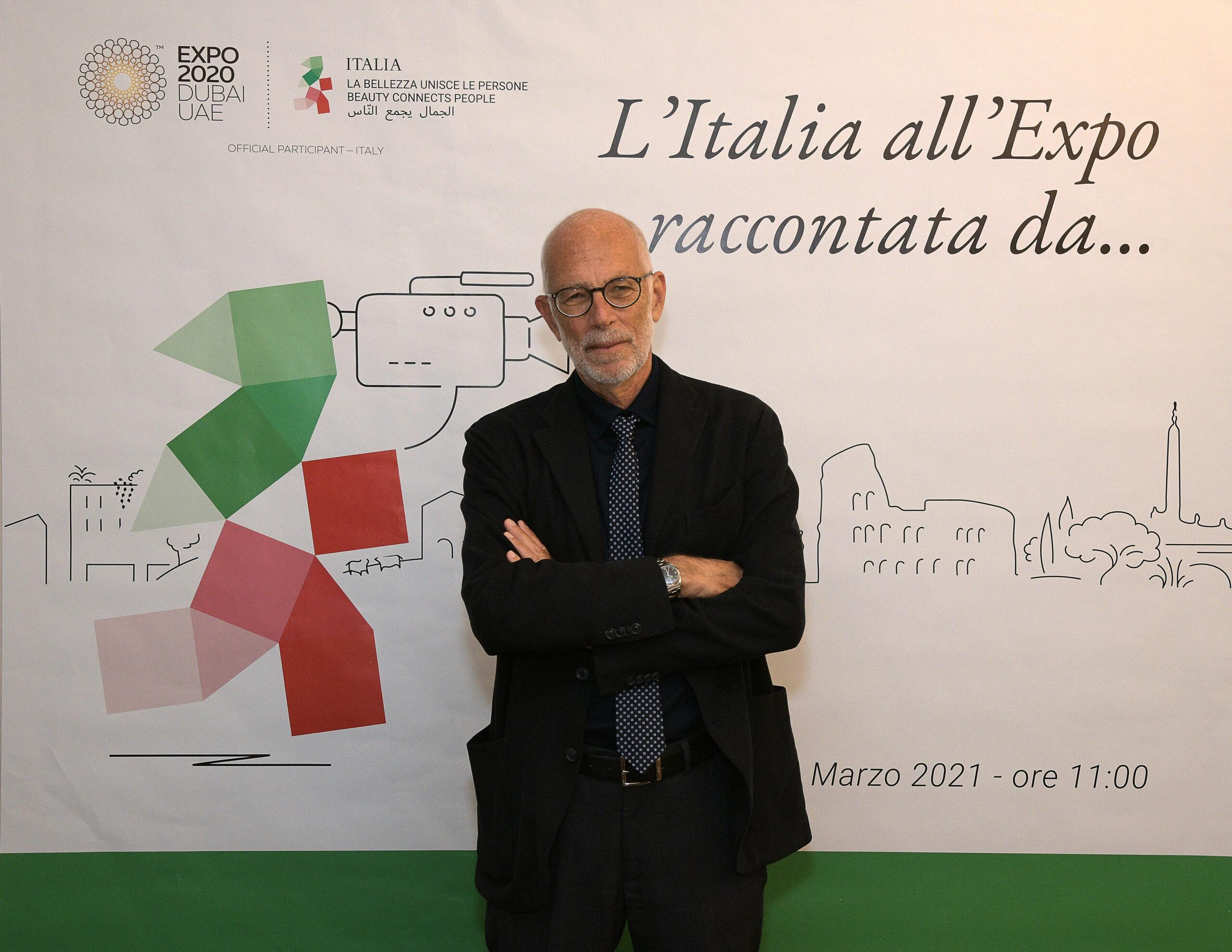 La Puglia a Dubai con Gabriele Salvatores