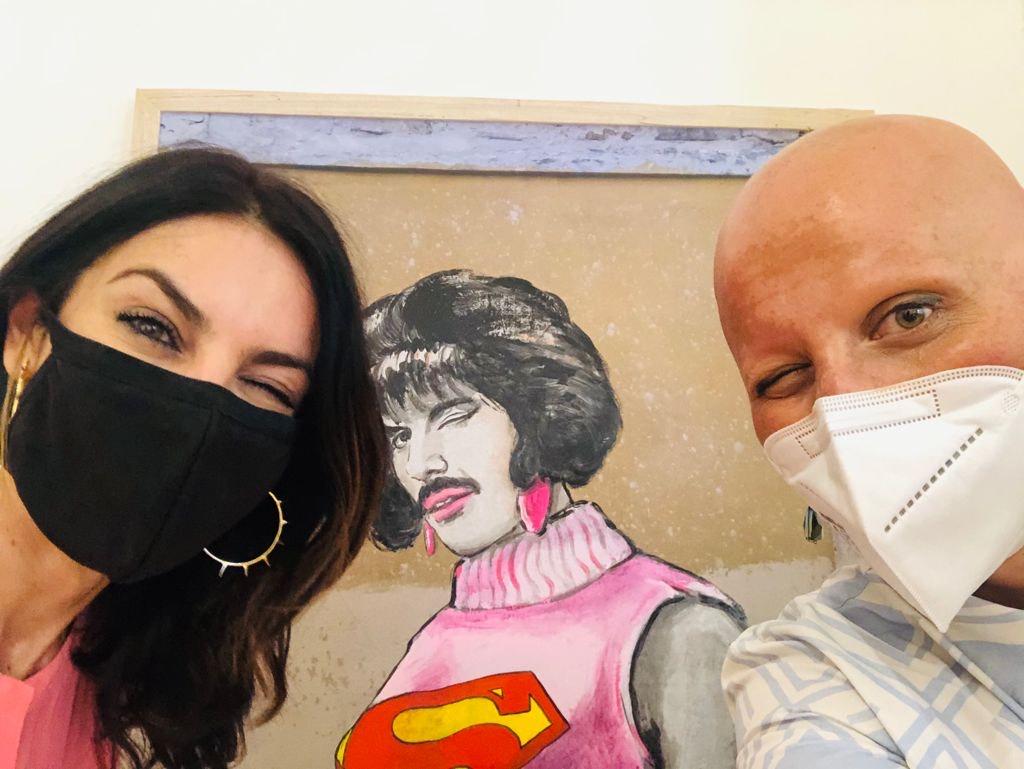 """""""Polvere di stelle"""": la mostra delle Superwomen di Lediesis"""