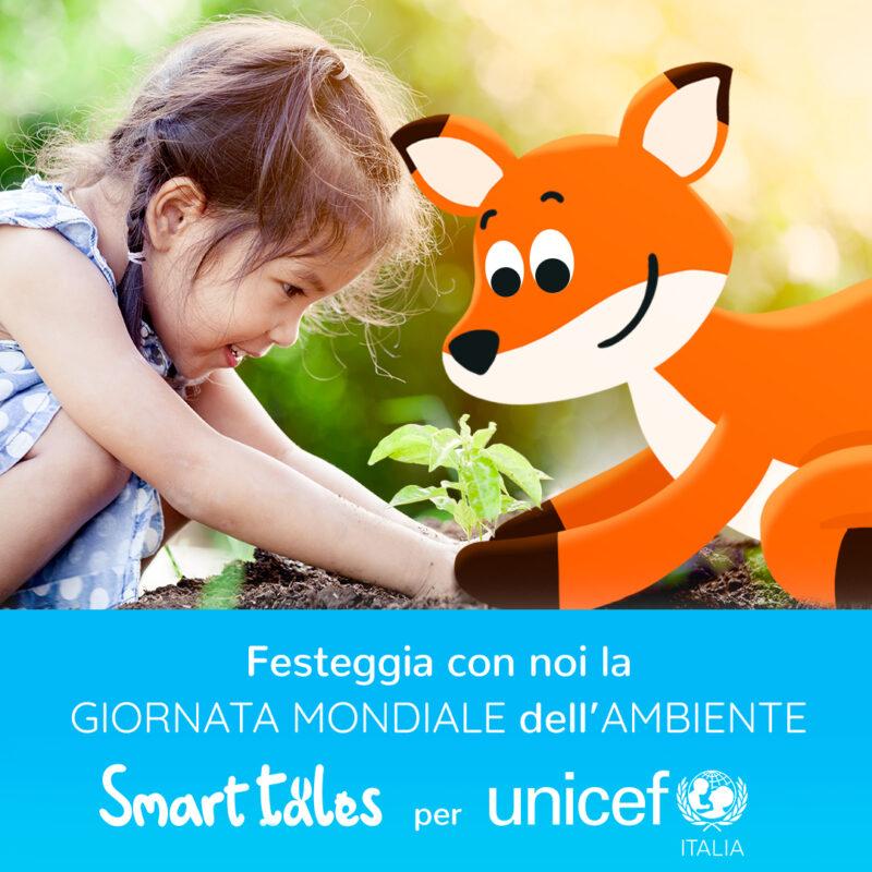 Smart Tales, la app made in Bari per i diritti dei bambini