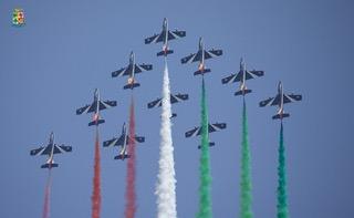 SailGP Taranto: al via il Gran Prix con le Frecce Tricolori
