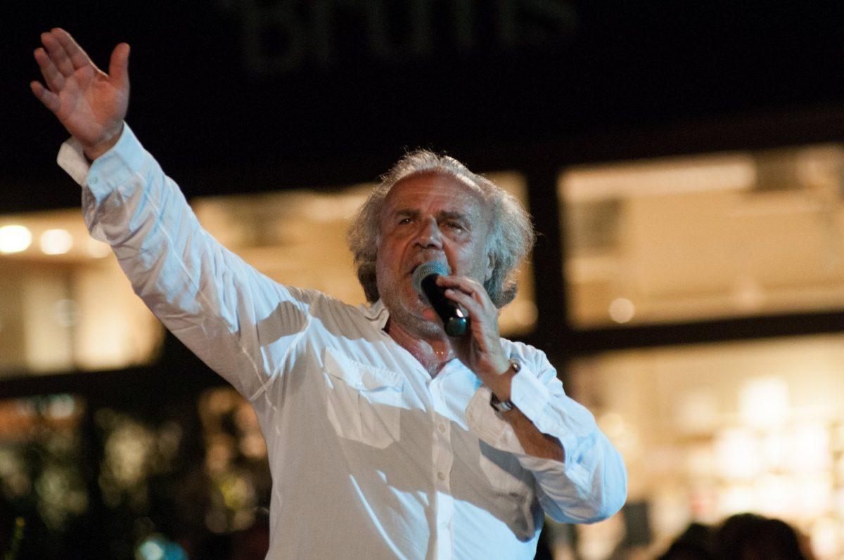 Jerry Calà torna a Monopoli con la musica live