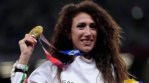 L'agritributo di Coldiretti alla campionessa olimpica Antonella Palmisano