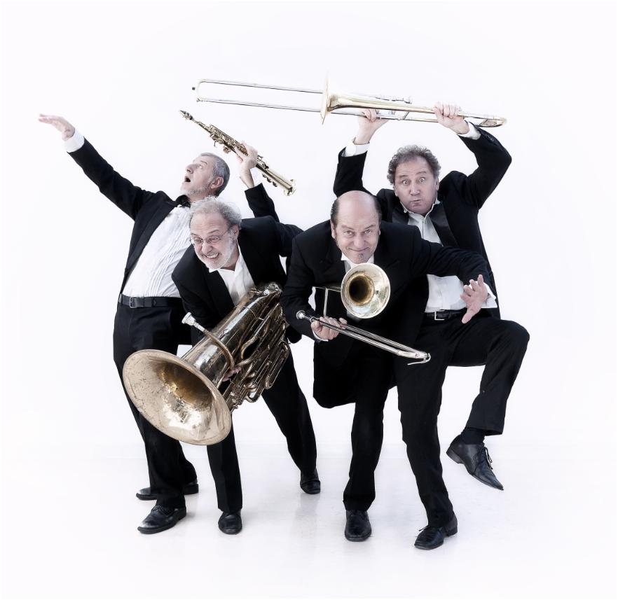 Banda Osiris (ph Francesco Fratto)