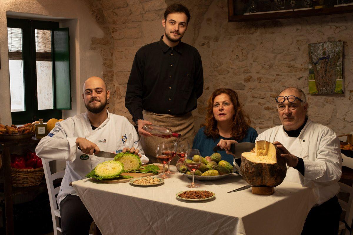 Facefood. La Puglia rinasce. Viaggio nell'eccellenza dell'enogastronomia pugliese