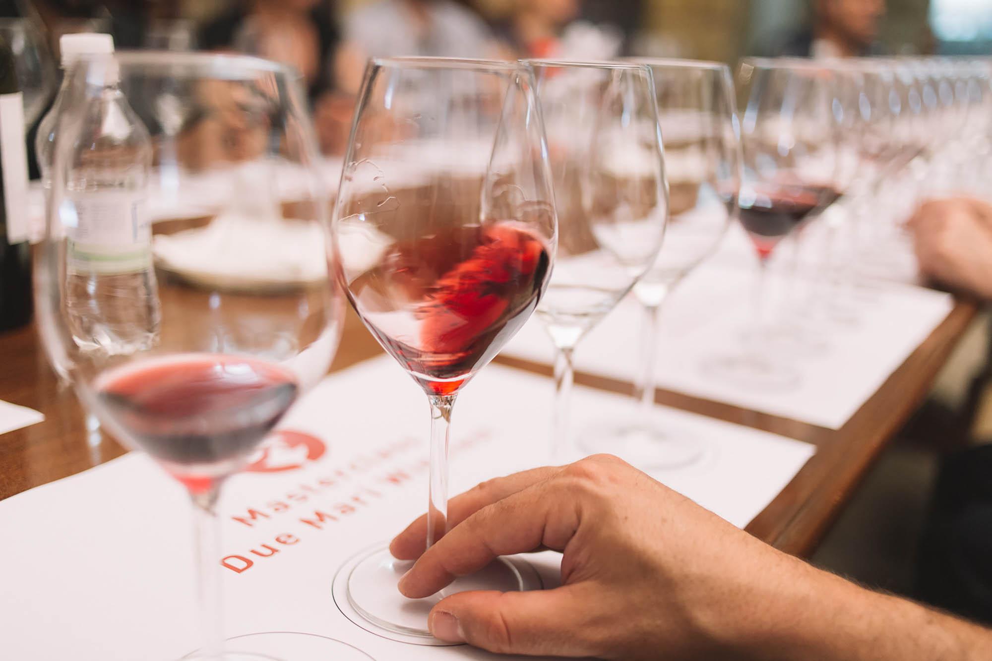 """Ancora posti a tavola per Due Mari WineFest """"Il Bistrot"""""""