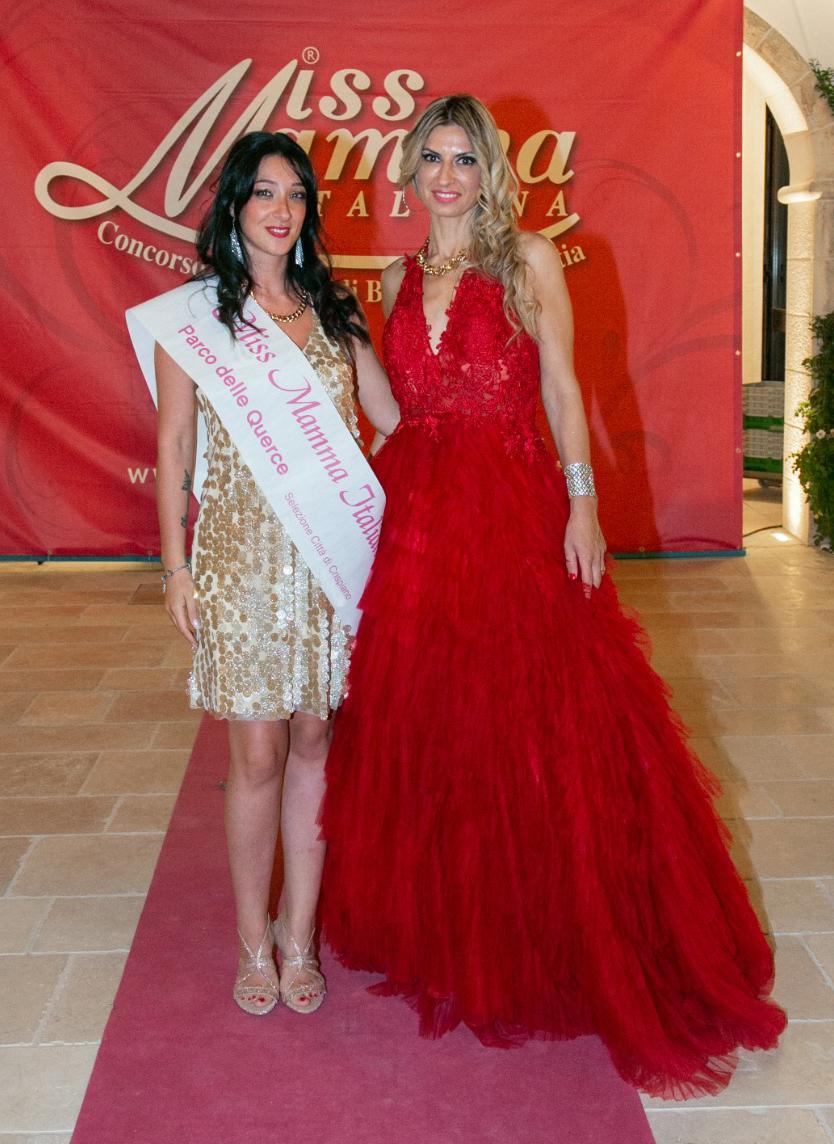 Miss Mamma Italiana, fascia per Roberta Focarazzo